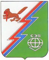 Герб Усть-Илимска