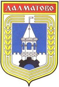 Герб Далматово