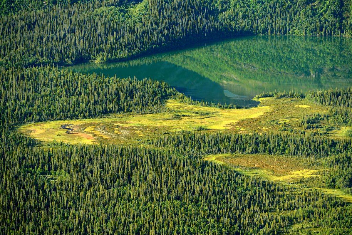 Национальные округа Западной Сибири