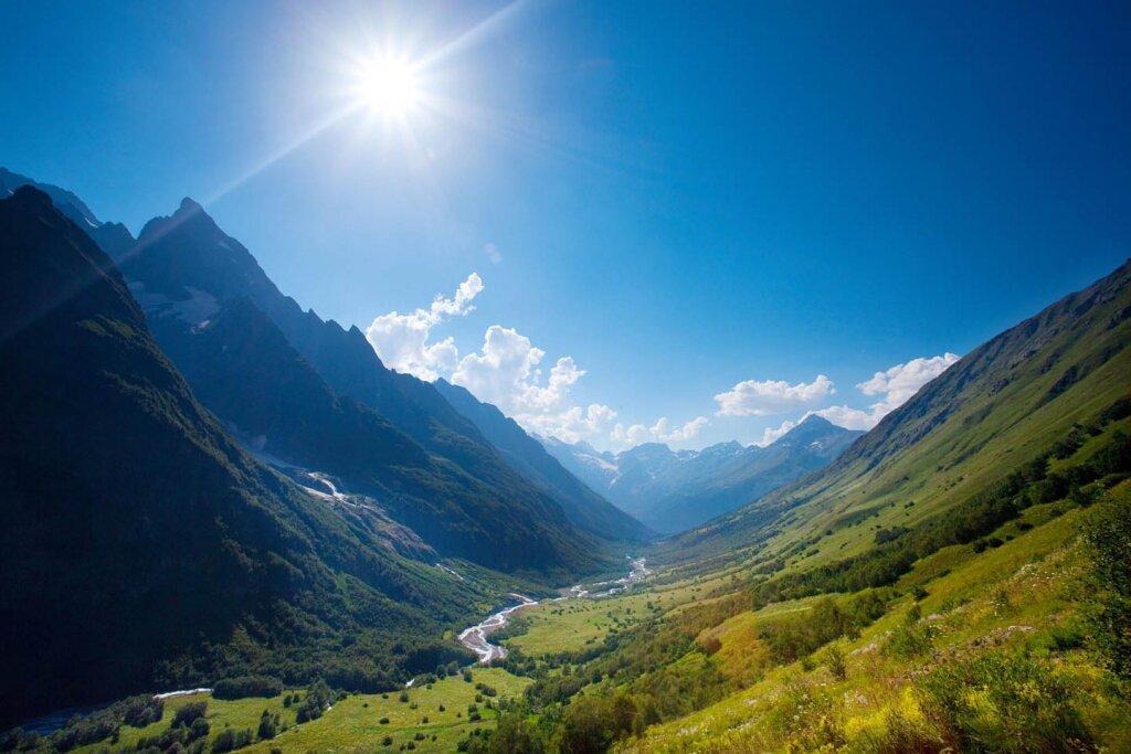 Семь республик Северного Кавказа