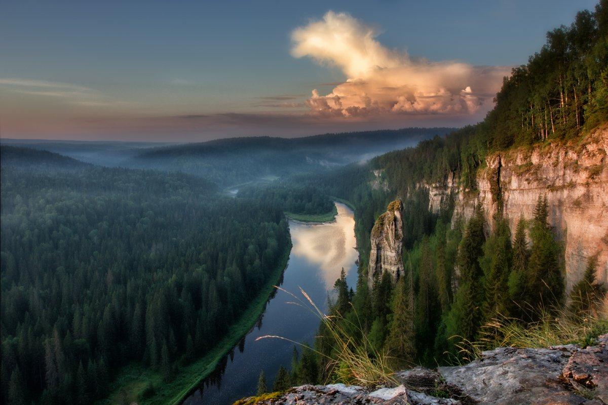 Урал и Приуралье. На рубеже Европы и Азии